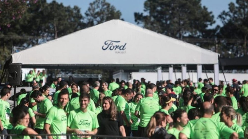 Ford Run acontece neste domingo (2)