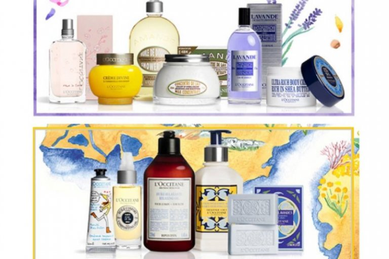 L'Occitane celebra sete anos de e-commerce com ofertas exclusivas