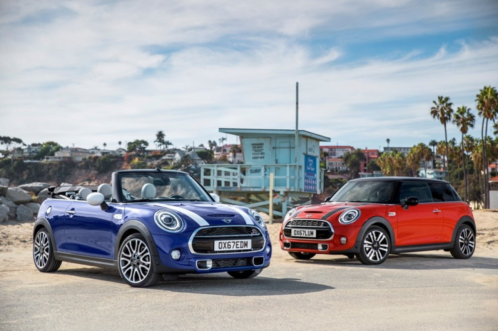 Novo MINI Cabrio chega ao Brasil no final do ano