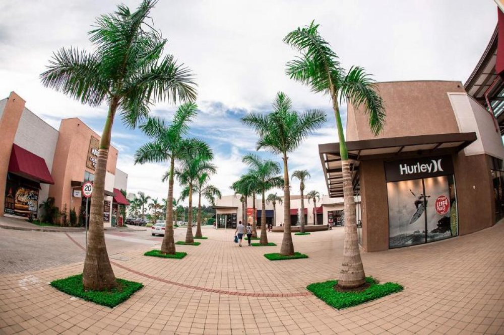Outlets já representam 17% dos shoppings do País