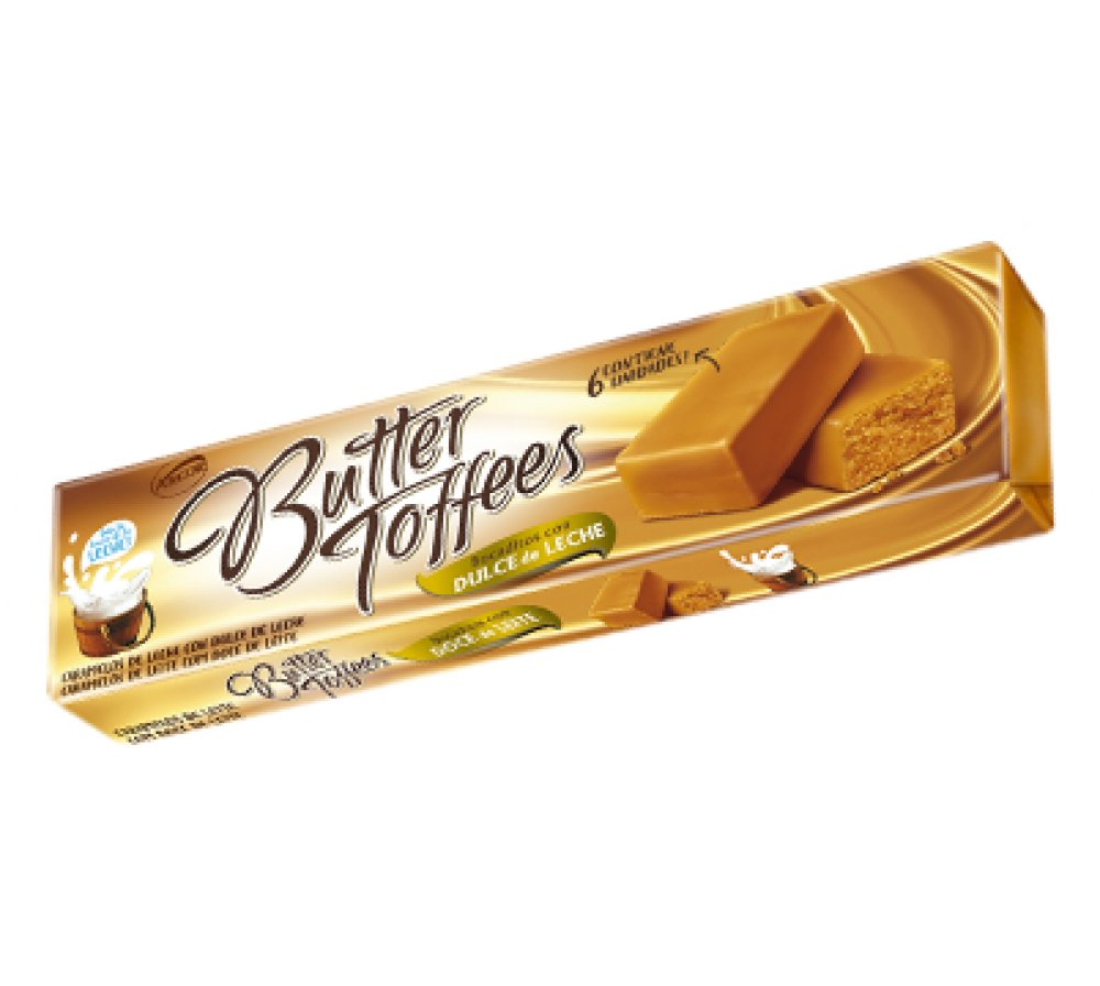 Butter Toffees entra no segmento de drops